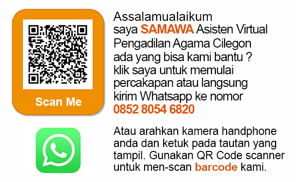 contact pa cilegon